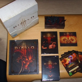Diablo III Collector's Edition Unboxing