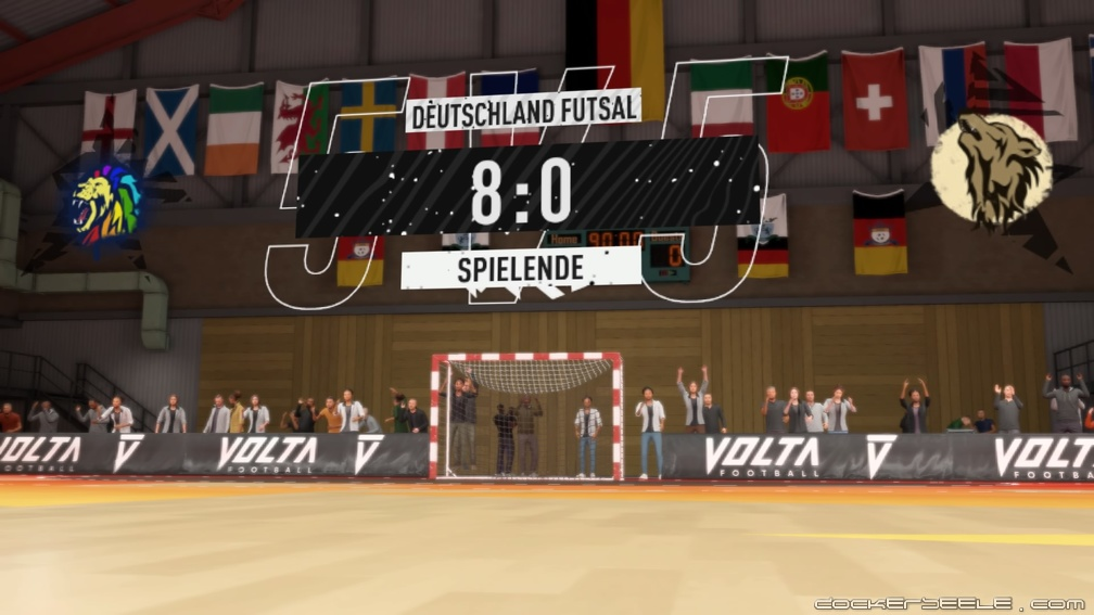 FIFA 20 VOLTA WORLD 8 0 TEAM 1   TEAM 2, 2  HZ