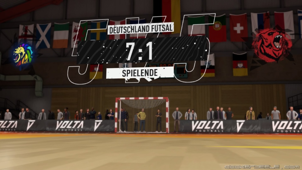 FIFA 20 VOLTA WORLD 7 1 TEAM 1   TEAM 2, 2  HZ