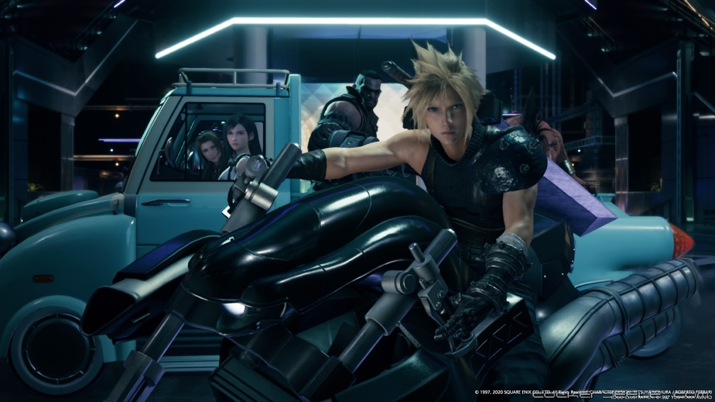 FINAL FANTASY VII REMAKE 20200422201406