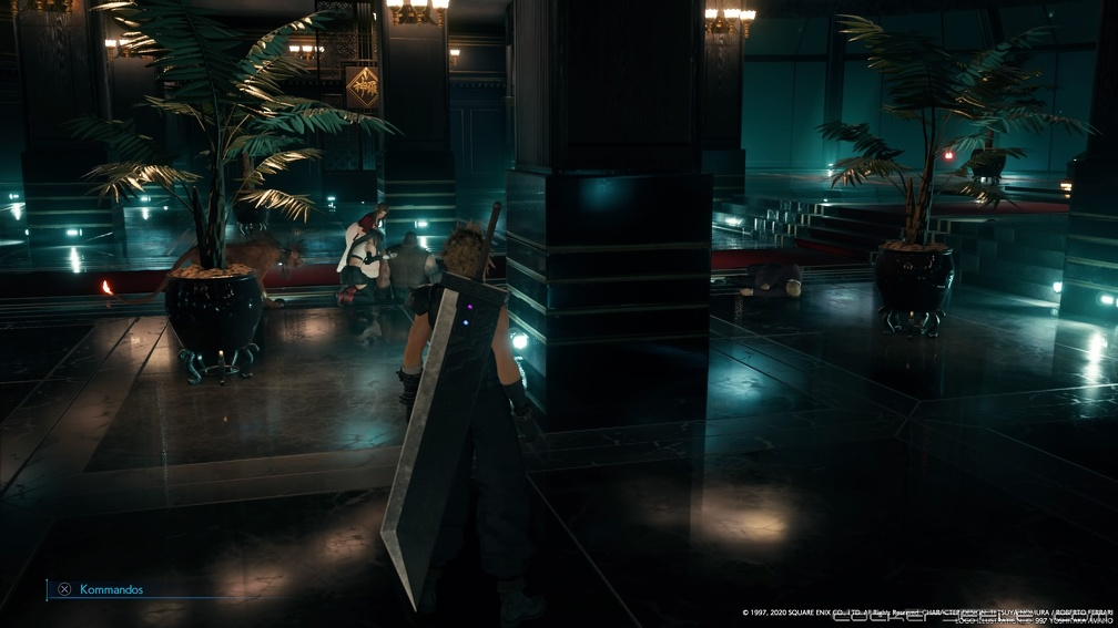 FINAL FANTASY VII REMAKE 20200422192735
