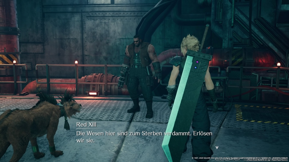 FINAL FANTASY VII REMAKE 20200421212741