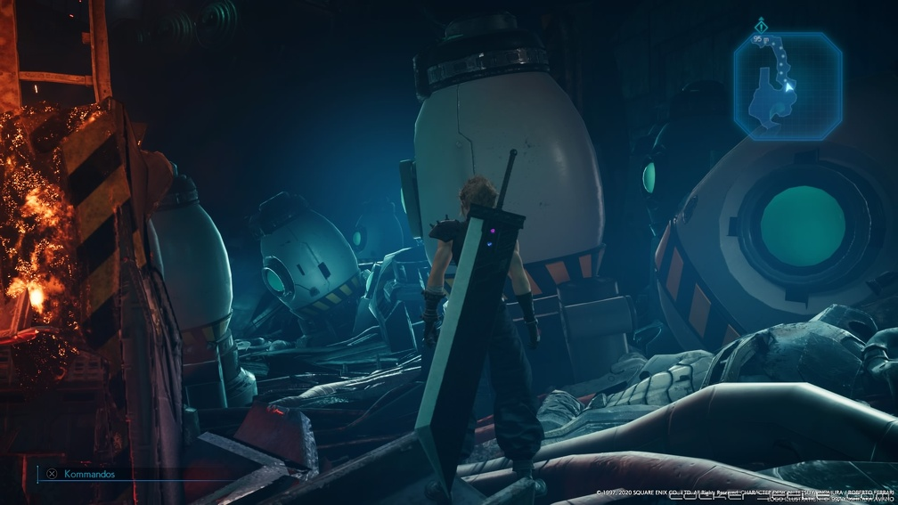 FINAL FANTASY VII REMAKE 20200421210536