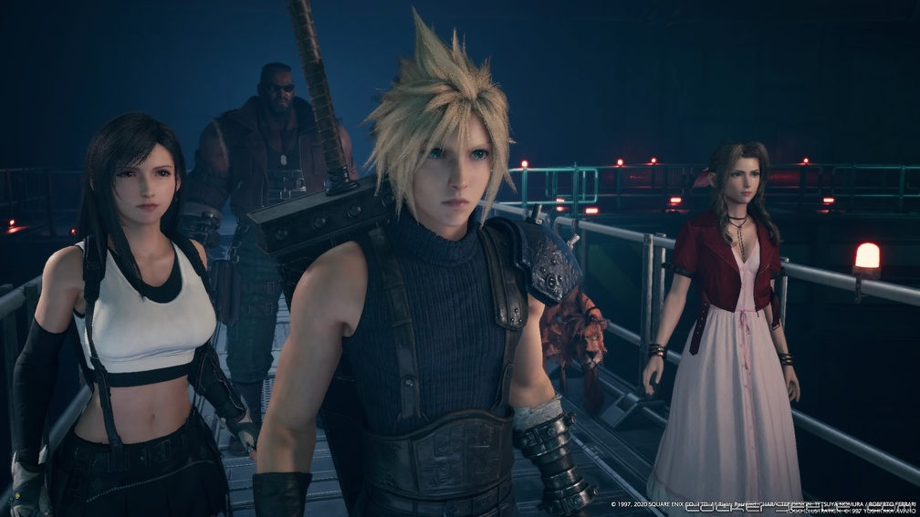 FINAL FANTASY VII REMAKE 20200421210121
