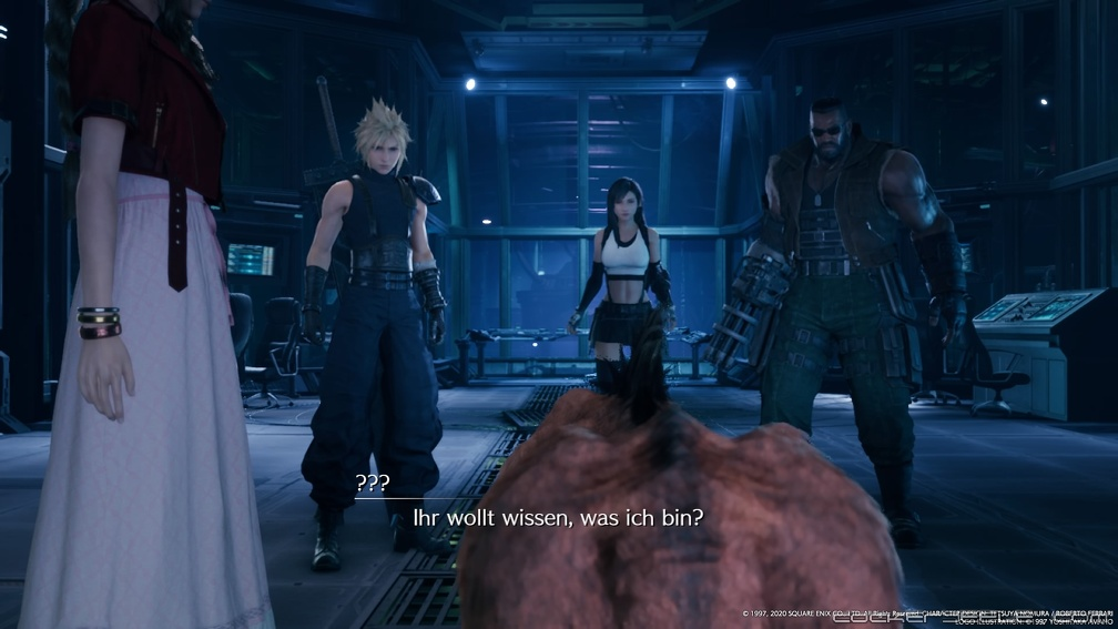 FINAL FANTASY VII REMAKE 20200421202912