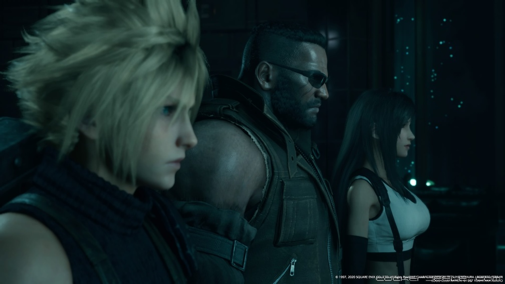 FINAL FANTASY VII REMAKE 20200420203704