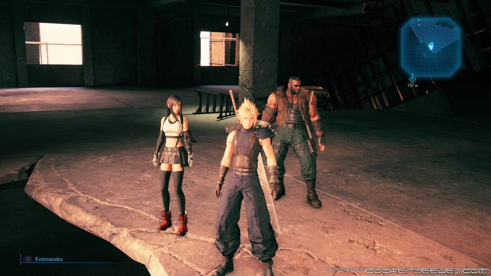 FINAL FANTASY VII REMAKE 20200419212149