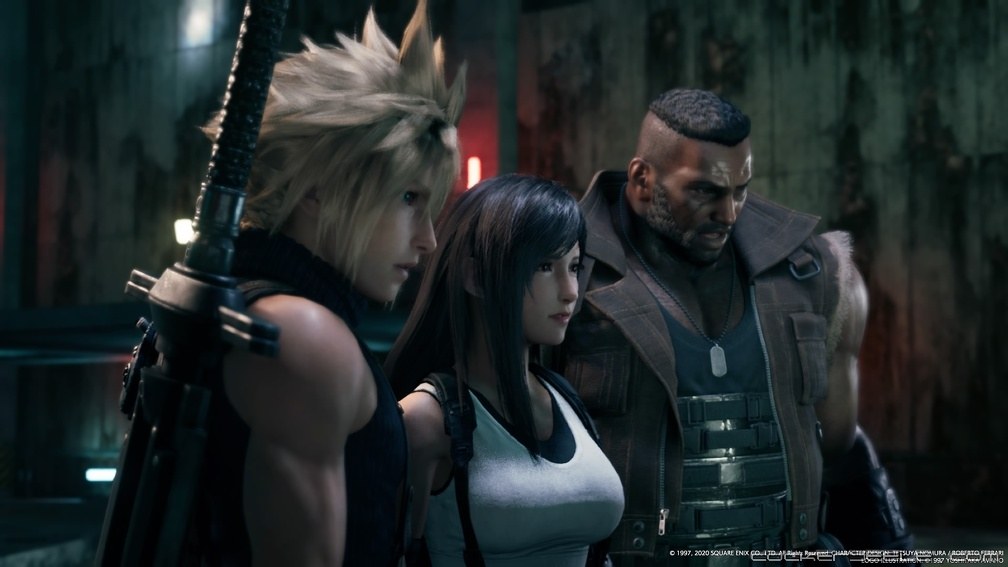 FINAL FANTASY VII REMAKE 20200418195338