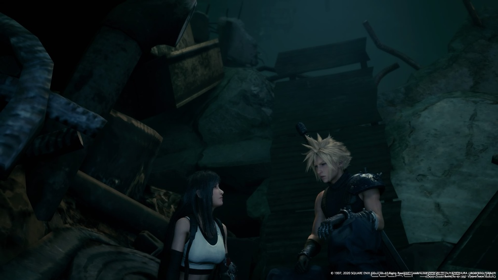 FINAL FANTASY VII REMAKE 20200418133926