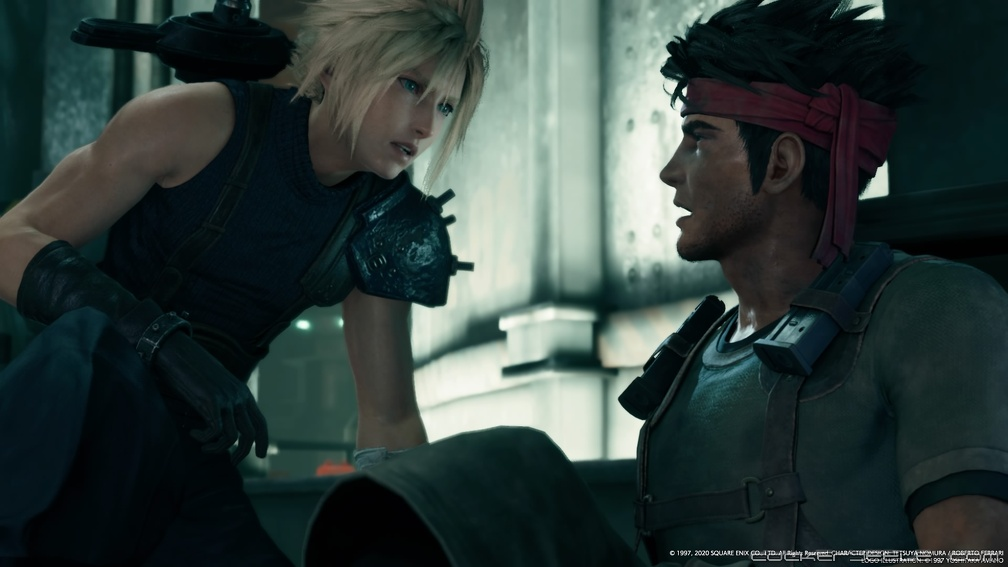 FINAL FANTASY VII REMAKE 20200418102233