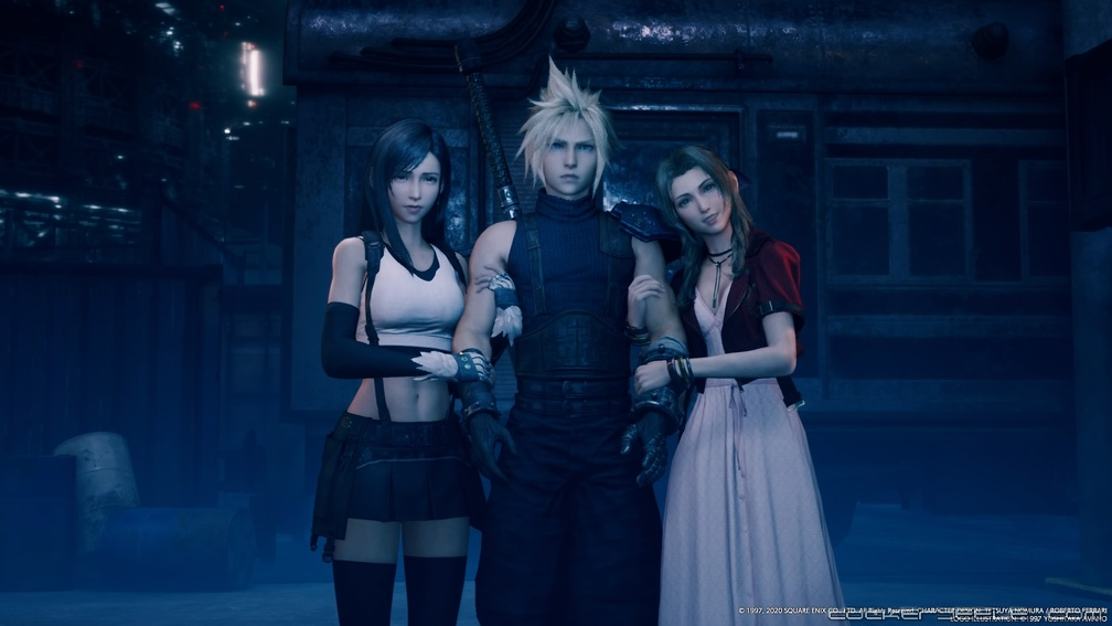 FINAL FANTASY VII REMAKE 20200417220227