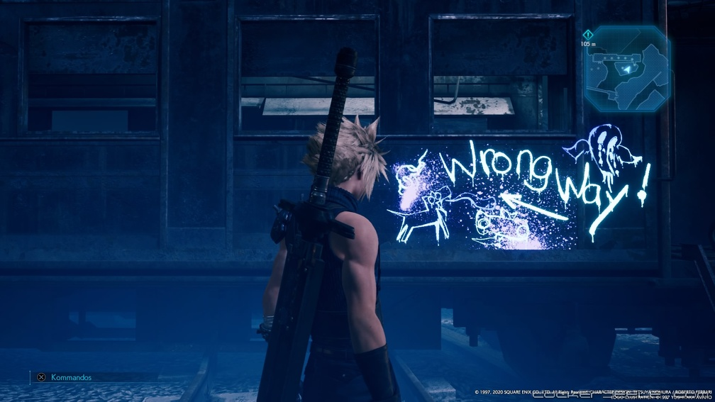 FINAL FANTASY VII REMAKE 20200417215725