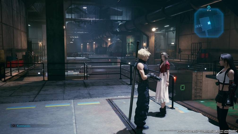 FINAL FANTASY VII REMAKE 20200417194609
