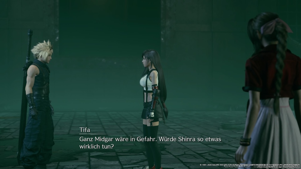 FINAL FANTASY VII REMAKE 20200417191823