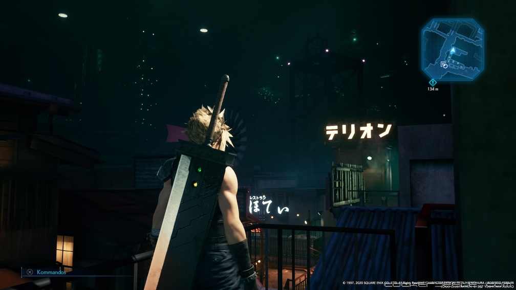 FINAL FANTASY VII REMAKE 20200415184833