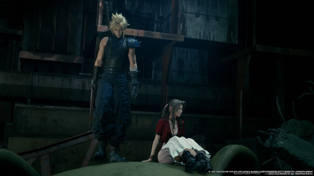 FINAL FANTASY VII REMAKE 20200415183316