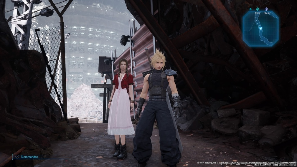 FINAL FANTASY VII REMAKE 20200413000351