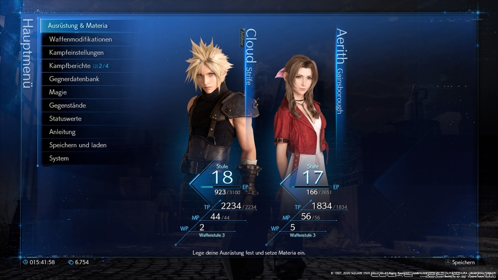 FINAL FANTASY VII REMAKE 20200412234123