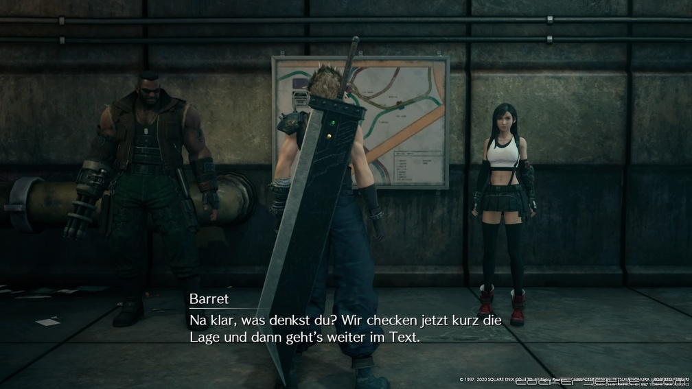 FINAL FANTASY VII REMAKE 20200411234541
