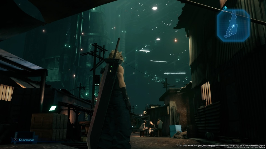 FINAL FANTASY VII REMAKE 20200411220616