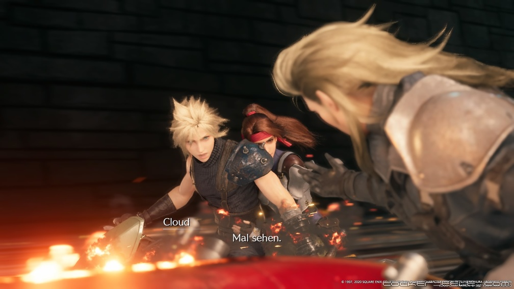 FINAL FANTASY VII REMAKE 20200411195217
