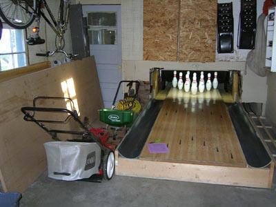 garagenbowling