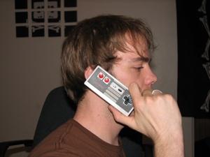 nes telefon