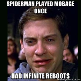 spiderman_played_mobage_once