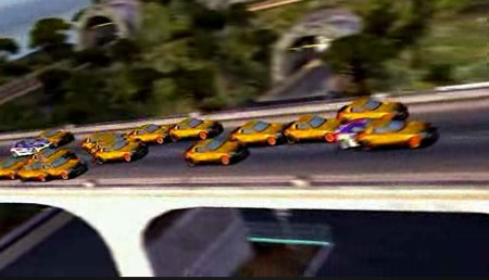 1000 cars