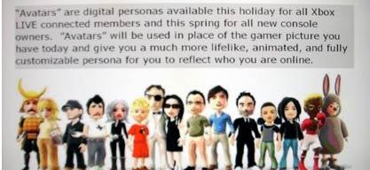 360: avatare kommen