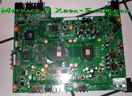 360: neues motherboard