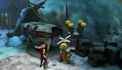 3D screenshots: heroes of ruin