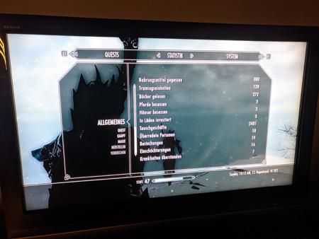Skyrim PS3 - Allgemeines Tab3