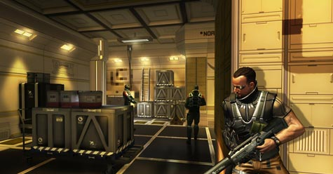 preview: deus ex: the fall