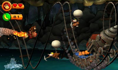 preview: donkey kong country returns 3D