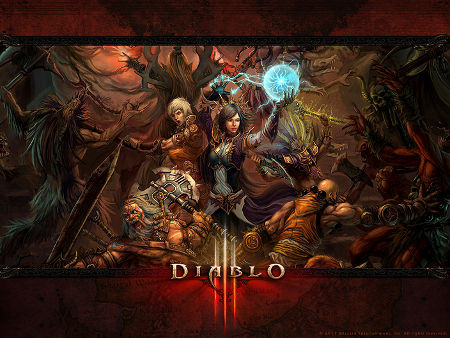 diablo III classes