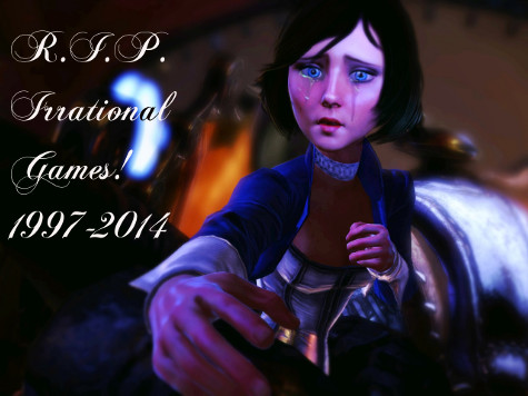 R.I.P. Irrational Games!