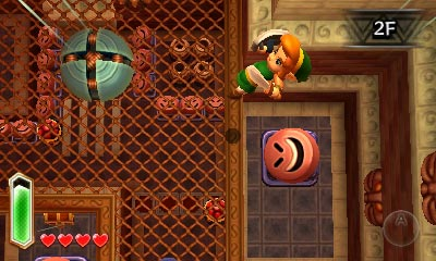 preview: the legend of zelda 3ds
