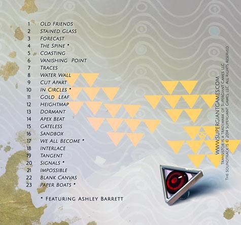 special: transistor soundtrack zu verschenken!