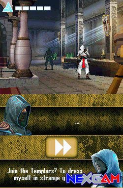 altairs chronicles: screenshot