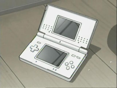 nintendo ds: anime