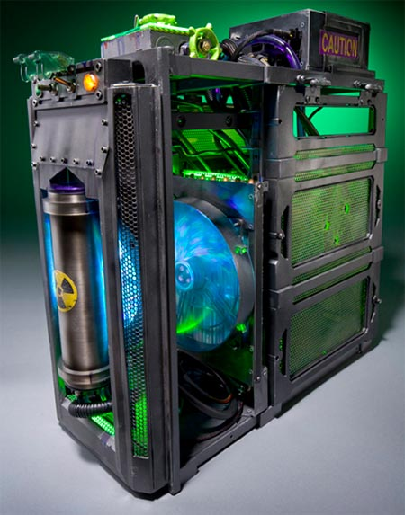 modding: antec lanboy apocalypse pc case mod