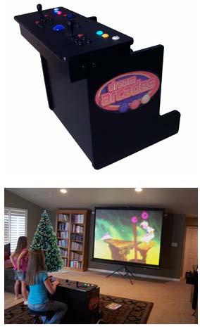 arcade: dream machine