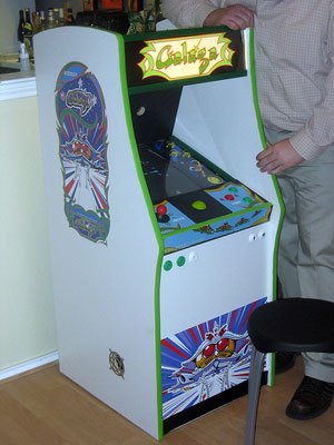 arcade: wiederbelebung durch eigenbau