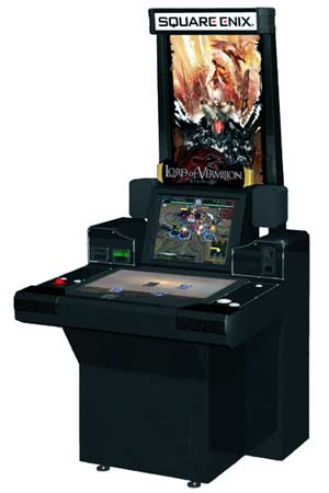 arcade: lord of vermillion