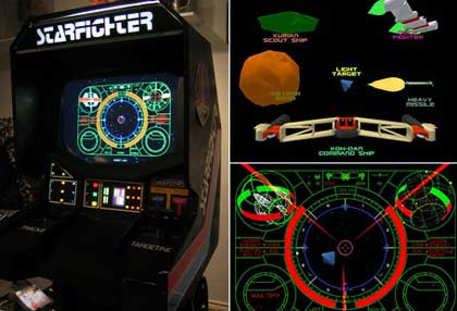 arcade: starfighter