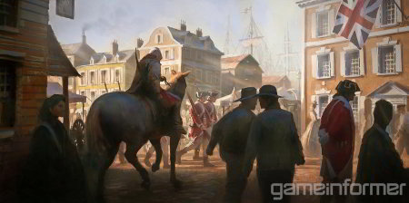 artwork: assassins creed 3