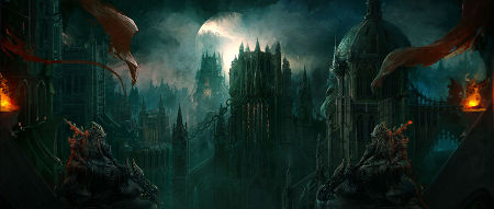 artwork: castlevania: lords of shadow