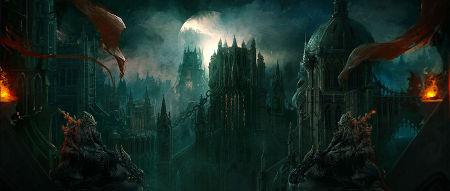 artwork: castlevania: lords of shadow