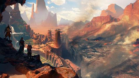 artwork: dragon age inquisition